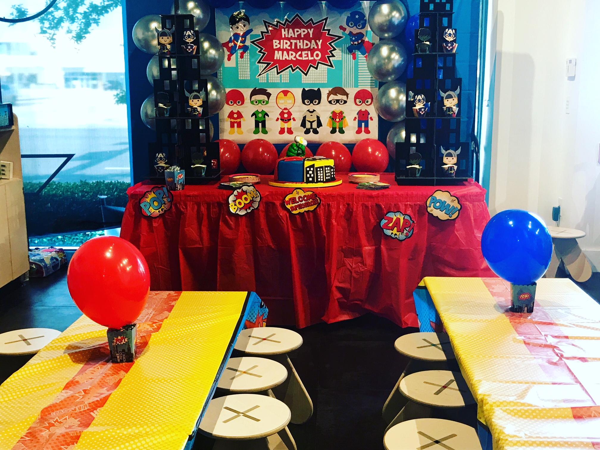 POD 22 Party
